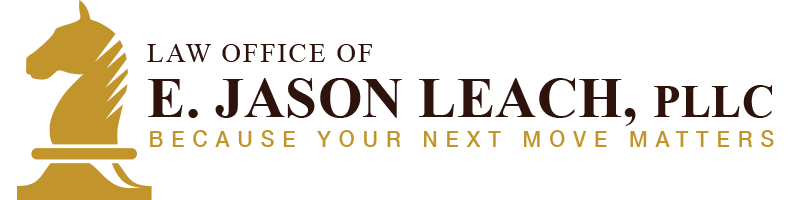 LAW OFFICE OF E. JASON LEACH, PLLC