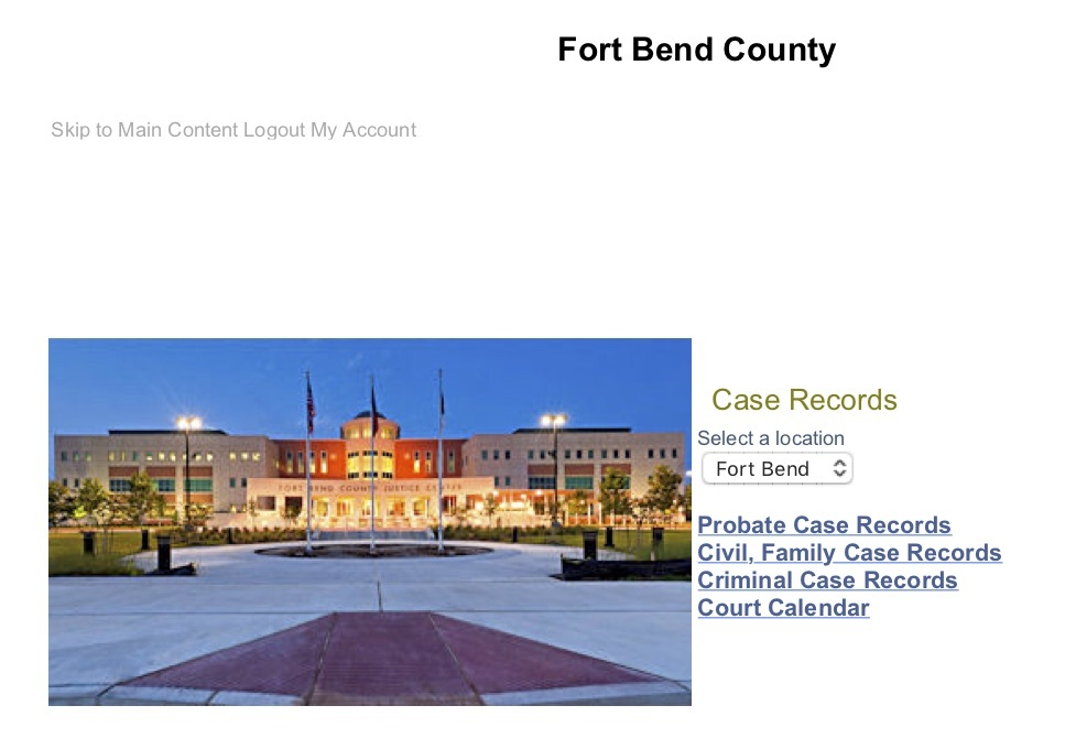 fort bend county, case, bonding