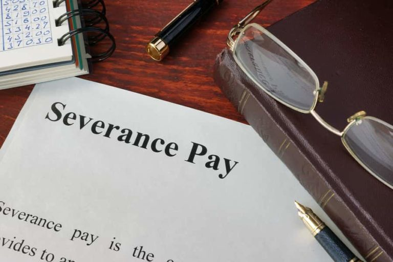 Severance agreement review negotiation lawyer new york city 768x512