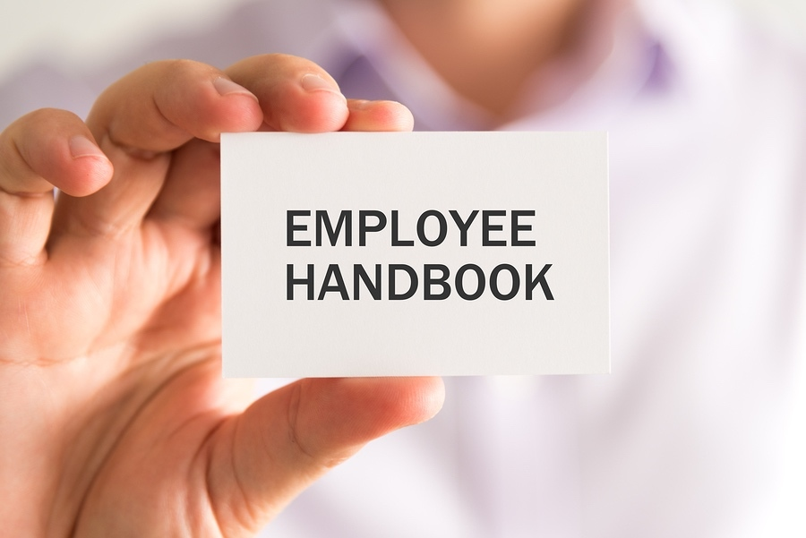 How an employee handbook can limit your exposure to liability