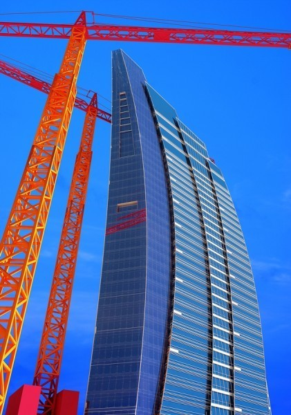 Bigstock skyscraper construction crane  21557582
