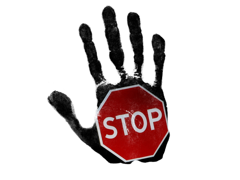 Protection order stop