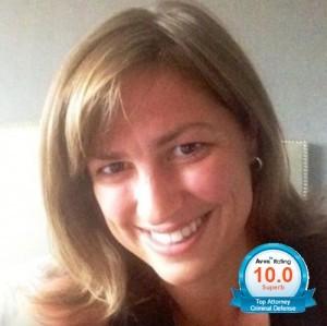 Michelle Dellino with Avvo rating.