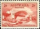 Australia 20stamp