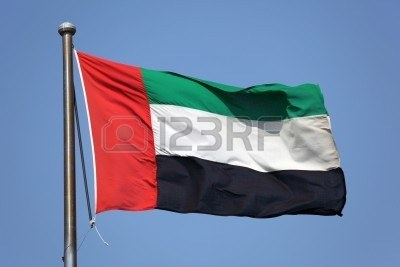 9803873 flag of united arab emirates
