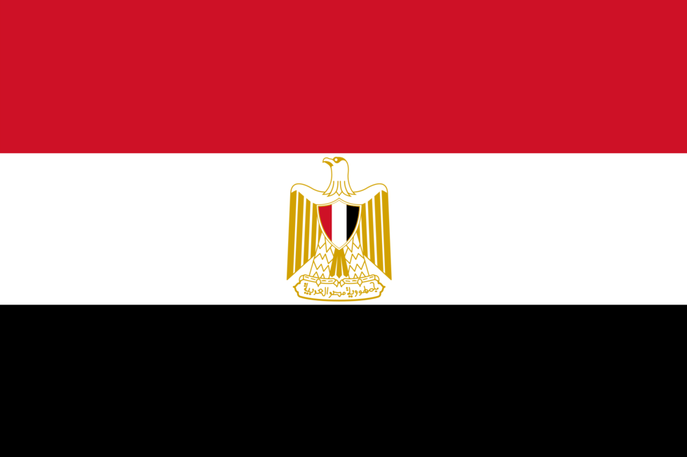 Flag of egypt variant