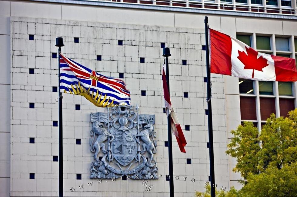 British columbia flag 48427
