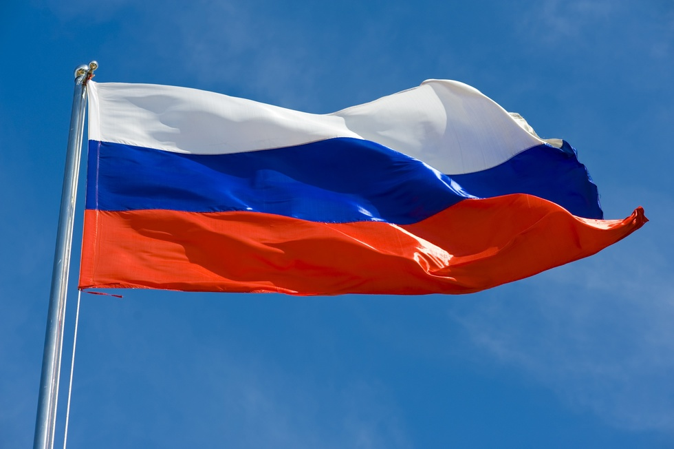 World russia flag of the russian federation 035272