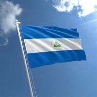 Nicaragua flag std