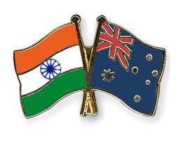Aussie 20india