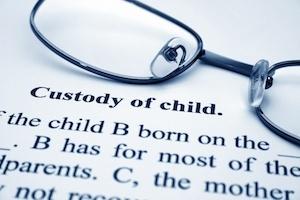 California child custody laws