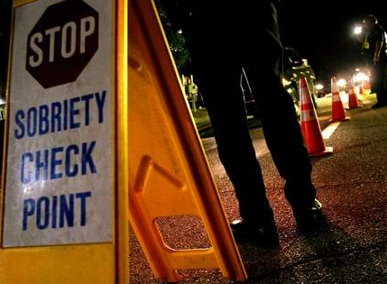 Mississippi DUI Check Points