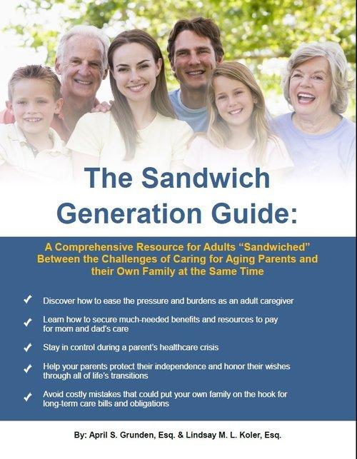 Sandwich guide