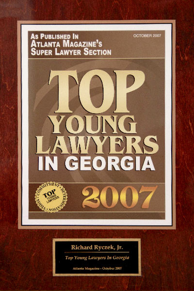 Top young lawyer