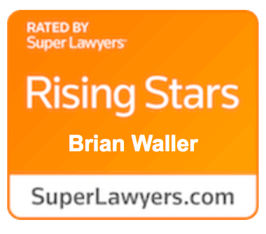 Selected as a SuperLawyers Rising Star for 2020