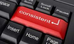 Consistency is Key in Online Marketing