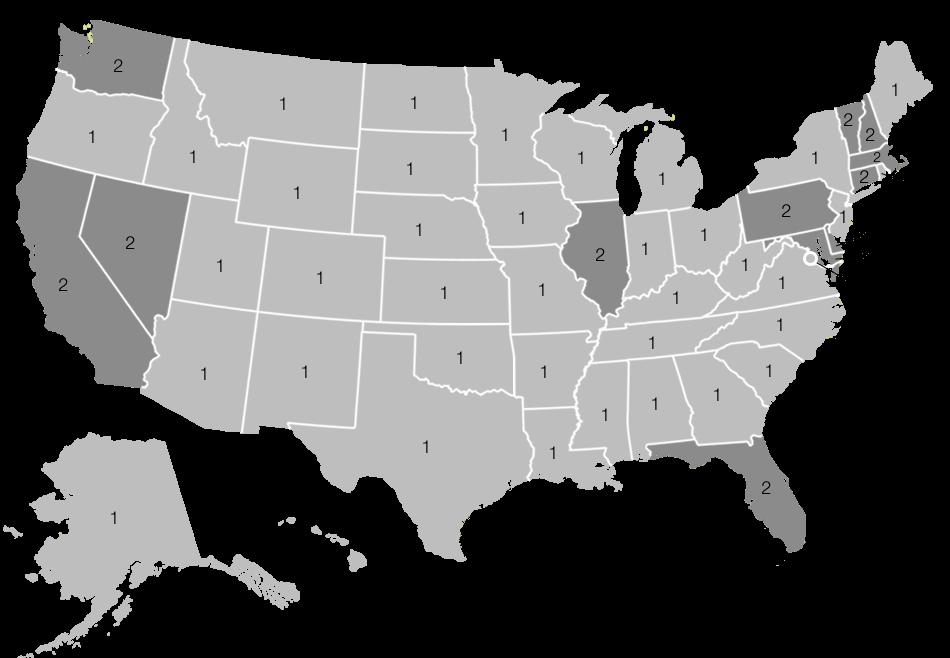Audio Surveillance Law Map Guide