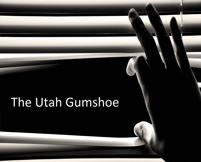 The Utah Gumshoe: Adventures of the Injured Stripper