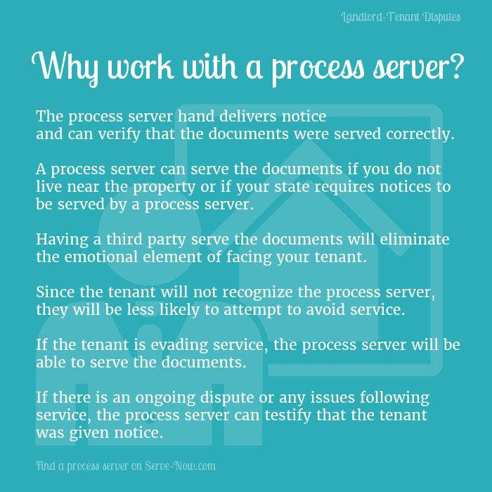 Process Server Landlord Tenant Guide