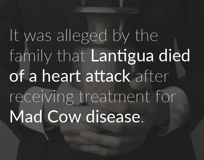 Jose Lantigua Death