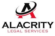 Alacrity Legal Services Logo