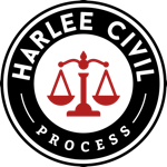 Harlee Civil Process Round Logo