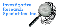 Investigative Research Specialties Logo