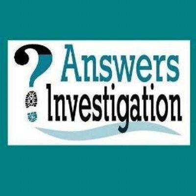 AnswersInvestigation