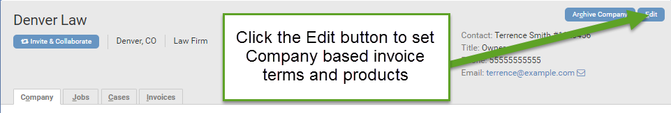 EditCompany
