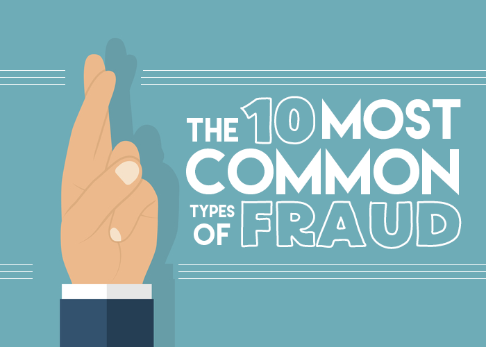 10 most common types of fraud