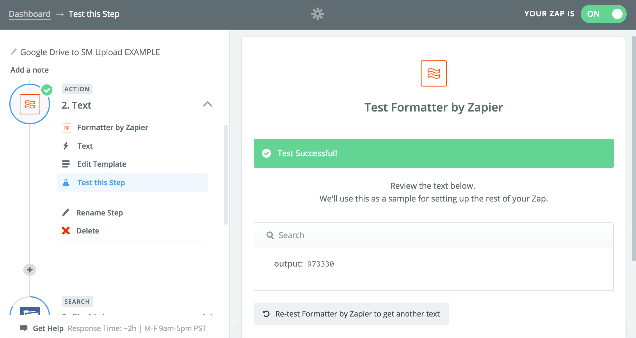 Attach scans to jobs quickly with Drive or Dropbox