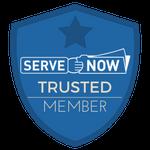 ServeNow Member Badge