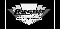 Carson Attorney Services