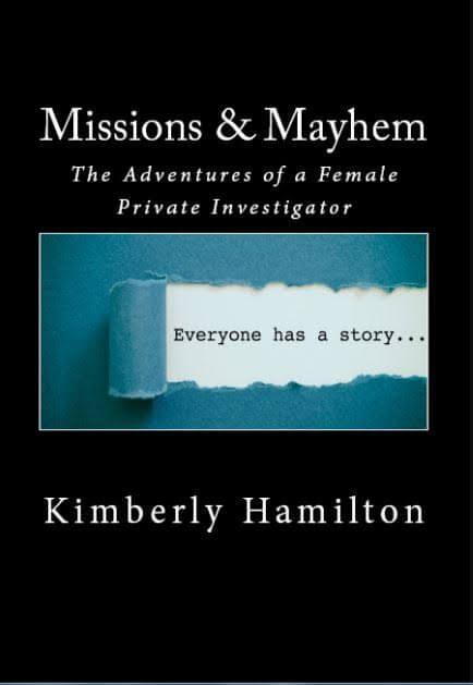 Missions & Mayhem - Kimberly Hamilton