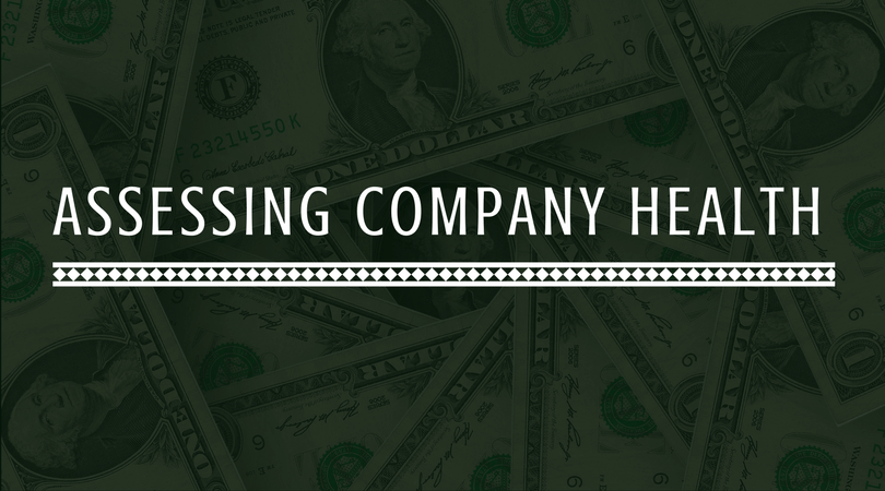 Assessing Company Health