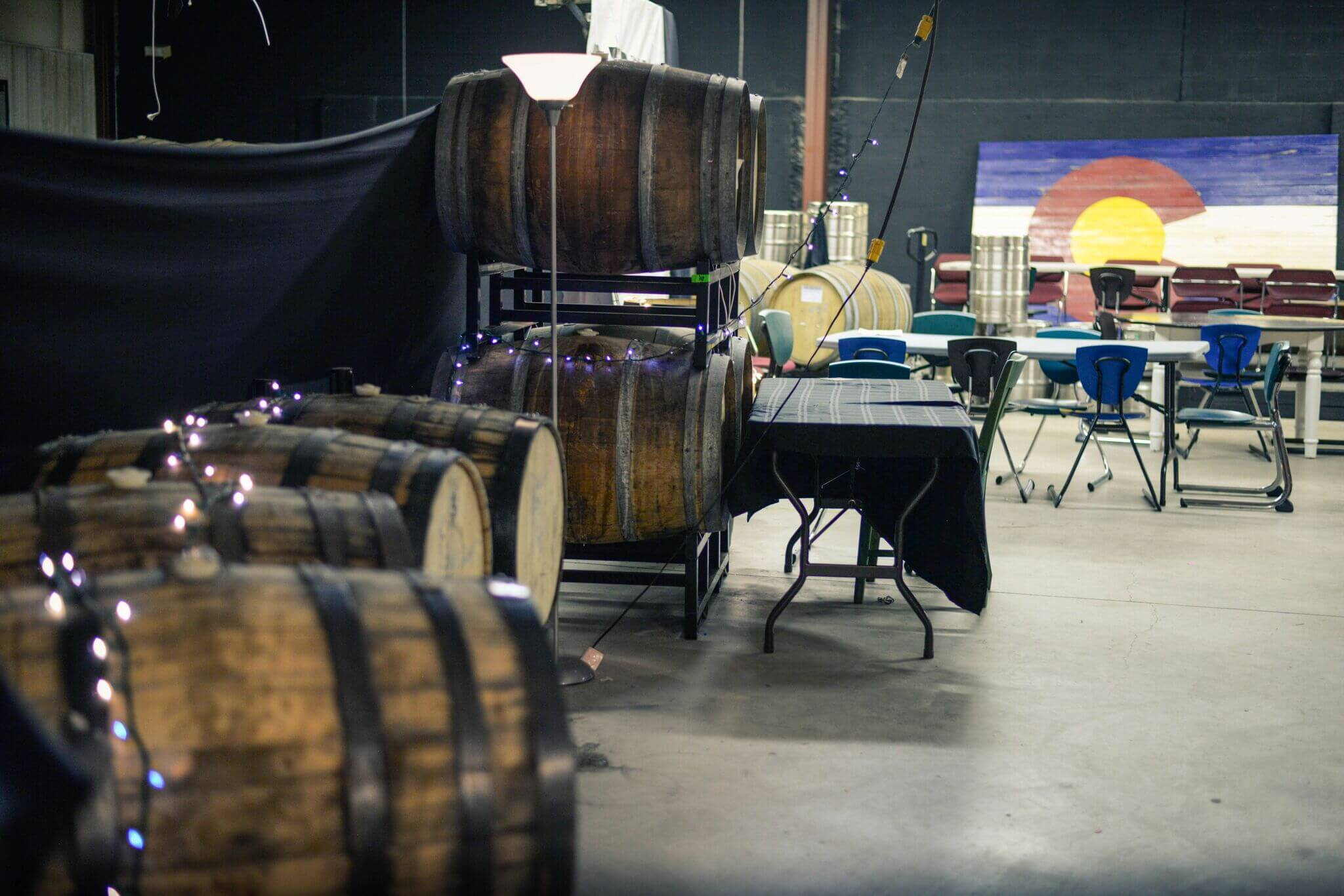 Brewery Event Space
