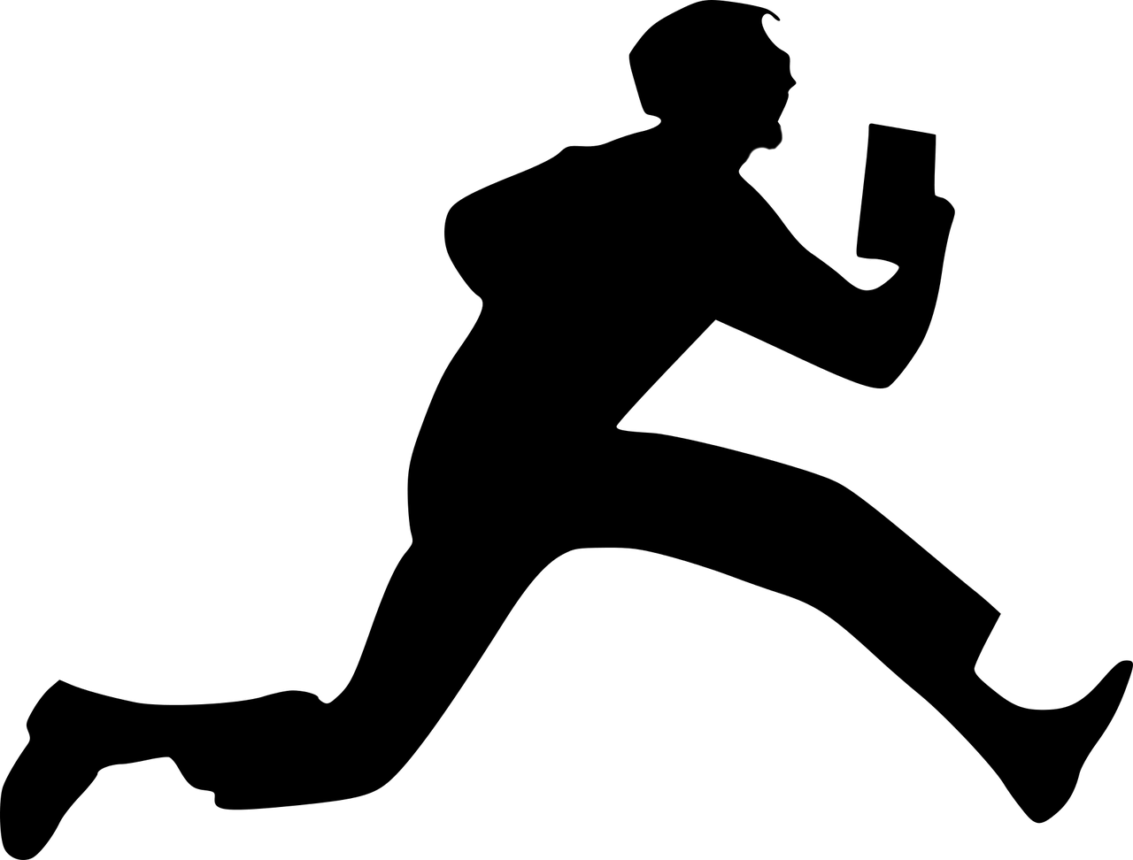 Running Process Server