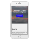 Mobile Friendly Custom Website