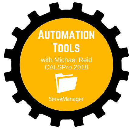 Automation Domination + ServeManager + CALSPro