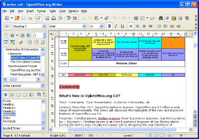 OpenOffice 12 Free Business Tools for Private Investigators