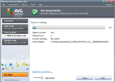 AVG Antivirus 12 Free Business Tools for Private Investigators