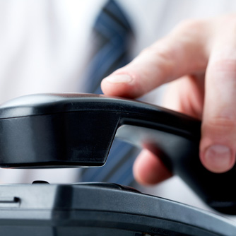 Bail Agent Phone Etiquette