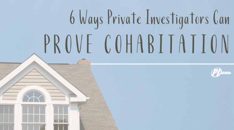 Cohabitation Investigations