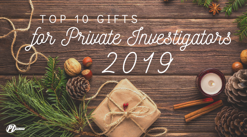 Private Investigator Gifts
