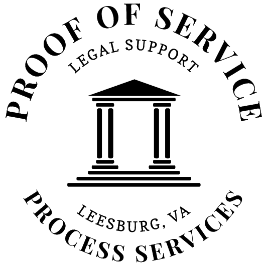 Proof of Service, Process Services Logo