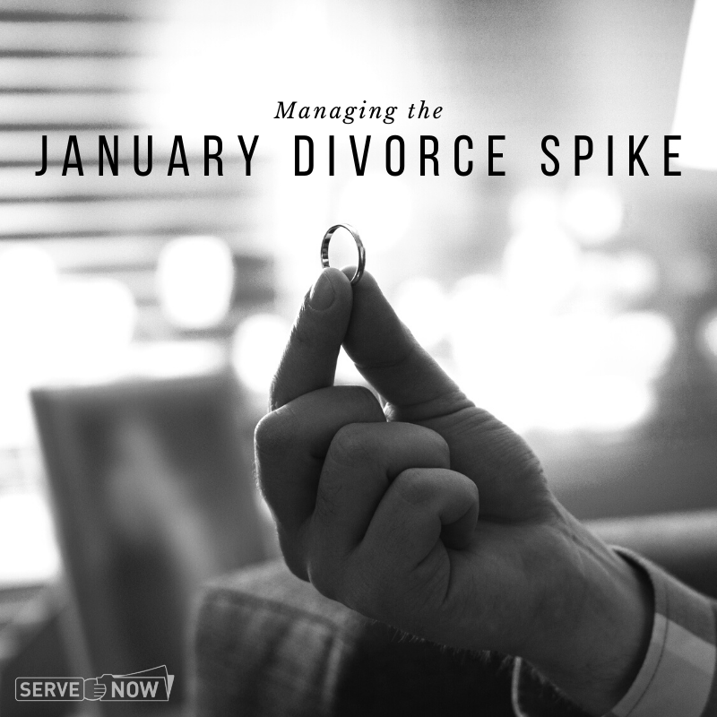January Divorce Spike