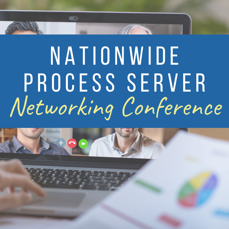 Nationwide Process Server Networking Conference