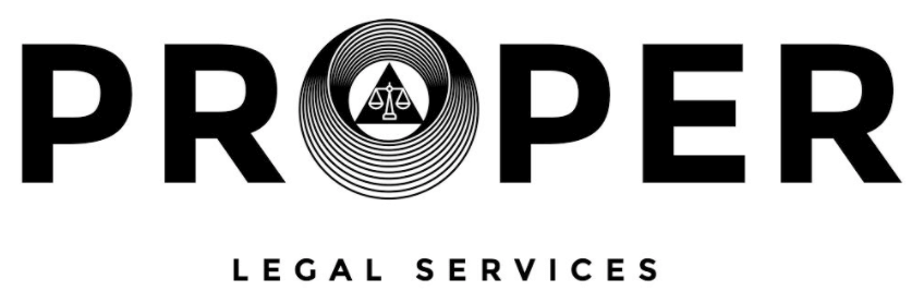 Proper Legal Services Logo