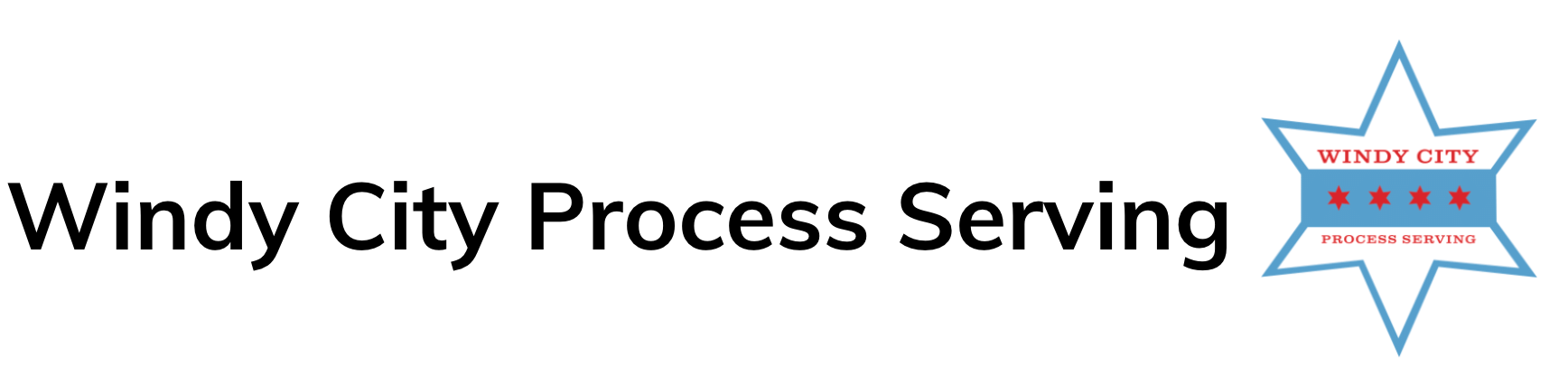 Windy City Process Serving Logo