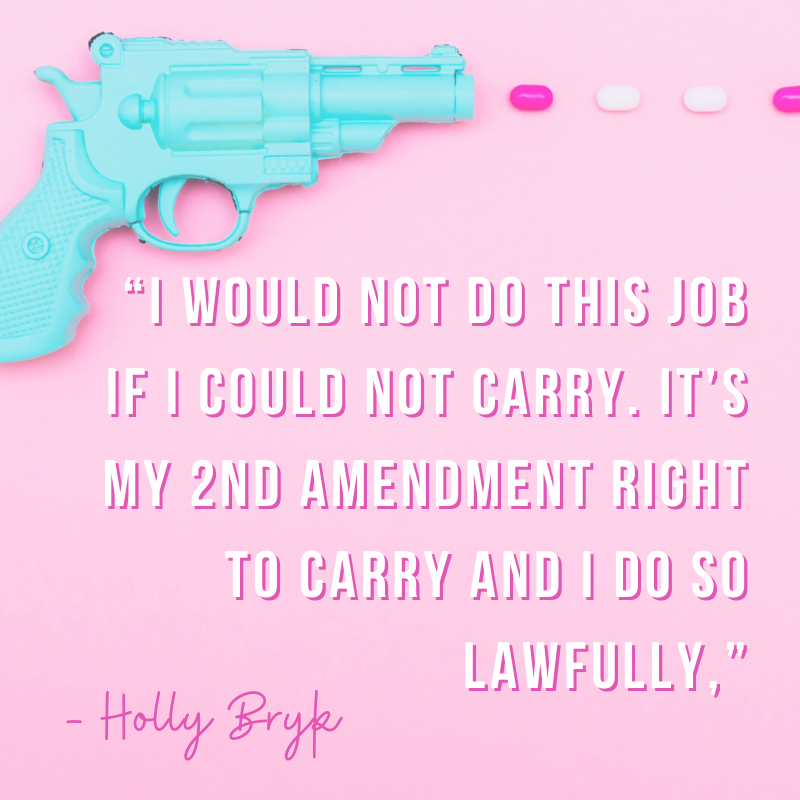 Quote from Holly Bryk